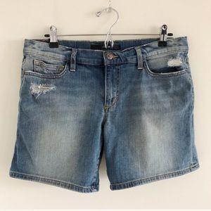 Joe's Jeans Bermuda Denim Shorts In Dana 30